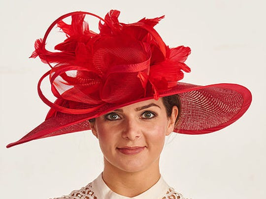 Designer Christine Moore will make a pre-Derby visit to Rodes this week