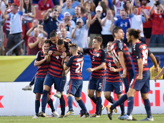 USP SOCCER: 2017 CONCACAF GOLD CUP-NICARAGUA AT US S SOC USA OH