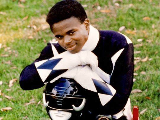 "Walter Jones, one of the original ""Mighty Morphin Power Rangers,"" will be at the Memphis Comic Expo."