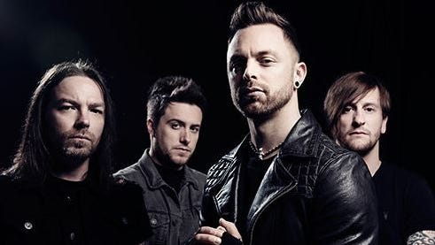 Bullet For My Valentine will play Fort Rock on May 1.