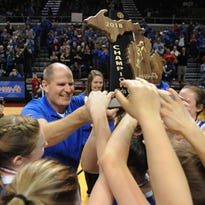 Class D final: Adrian Lenawee Christian rolls to first state title