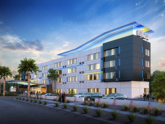 Aloft Hotel in Glendale 2