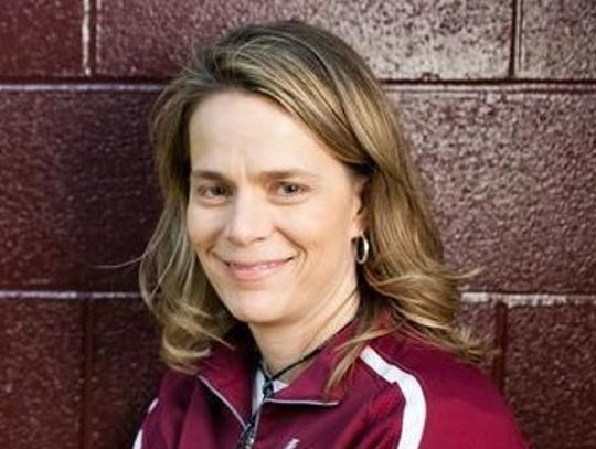 Amy Powell was named the new Wylie girls basketball