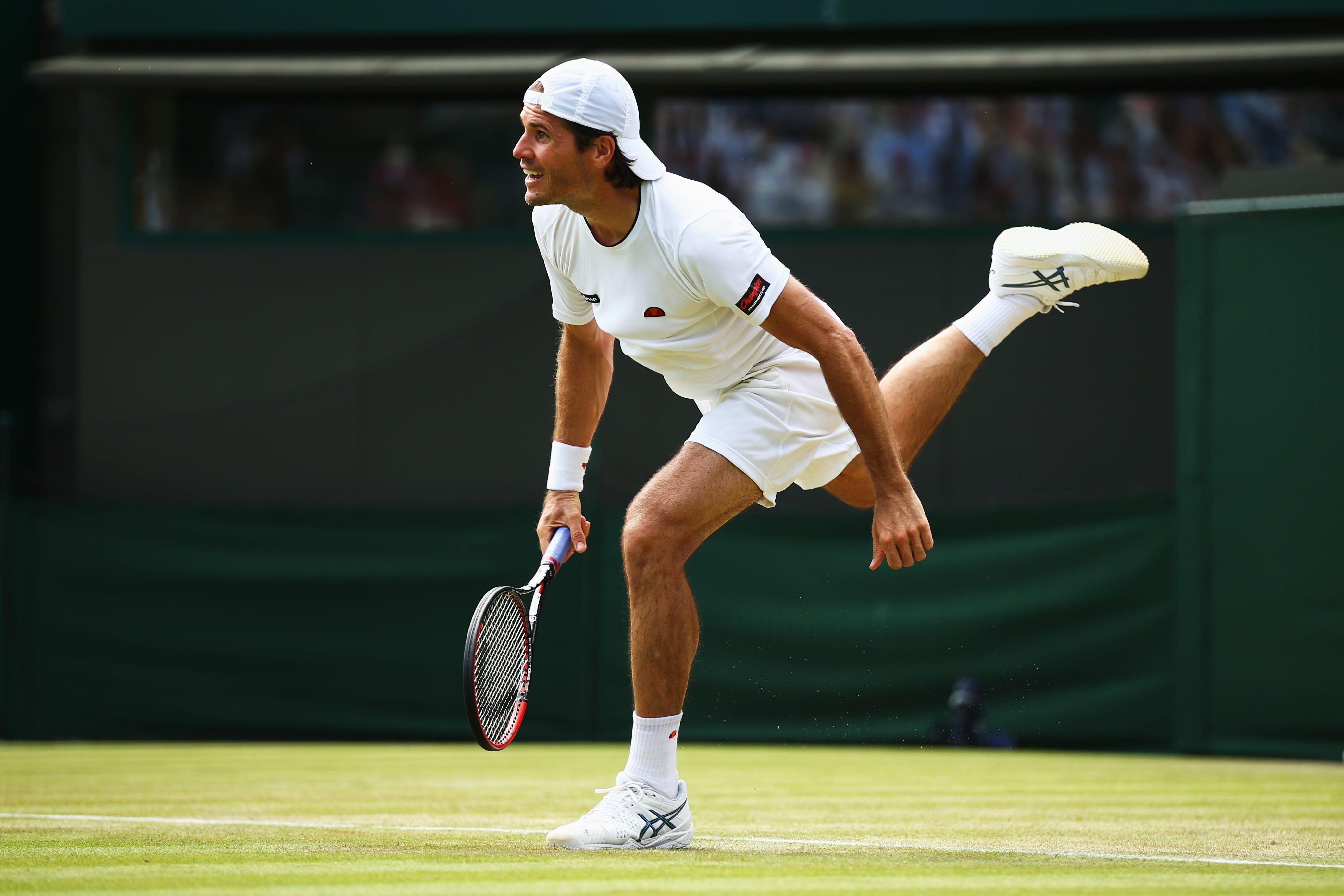 Tennis fack