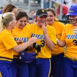 Clyde has one runner advance past second in district semi win over Wauseon