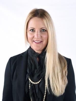 Kari Alldredge, 2017 Knoxville Business Journal 40 Under 40 honoree