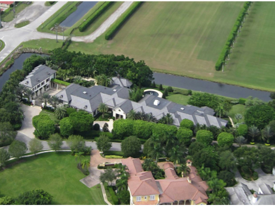 The SEC says Joseph Zada lavished himself with luxury cars, mansions and a $15 million equestrian facility in Fla. by scamming unwitting investors, including Red Wings star Sergei Federov, who was scammed out of more than $40 million. Zada's homes included this mansion in Palm Beach, Fla. He also once owned this $15 million equestrian facility in Wellington, Fla. Zada is currently free on bond, awaiting a federal trial  in Florida, where he was indicted on multiple charges involving his alleged Ponzi scheme in 2013.