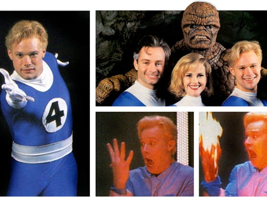 """Sundial Bridge Comic-Con will feature Jay Underwood of Weaverville, who starred in a never-released version of """"The Fantastic Four."""" He will introduce a documentary on the film called """"Doomed."""""""