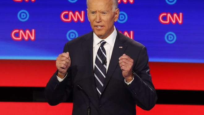 Former Vice President Joe Biden incorrectly stated that 18,000 people got clemency under the Obama Administration.