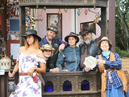 Whitewinds Wild West: Head to this interactive Old West town of Rock Ridge for entertainment, a saloon, food, shopping and plenty of shows, 10 a.m. to 6 p.m. Aug. 18-19, 6569 Valley View Rd Silverton. $14 for adults, $11 for ages 6-11 and those older than 60, free for children younger than 5 and free parking.