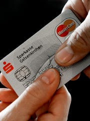 Credit-card customers in Europe have used cards with