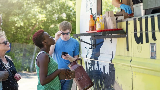 Alabama's first Food Truck Mash-Up will be 3 to 8 p.m. Nov. 24, and tickets are now on sale. They're $5, or $15 for a four-pack. Kids under 5 get in free.