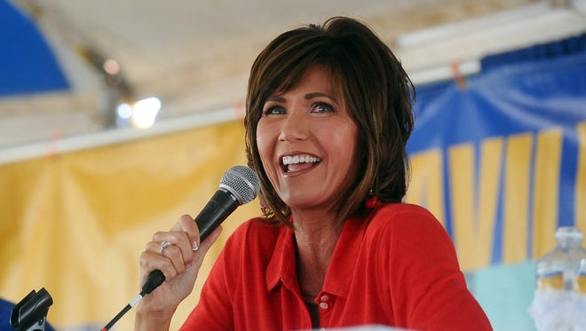 Rep. Kristi Noem's legislation is aimed at fixing contracting, recruitment, billing and accountability challenges that have plagued the federal agency in recent years.
