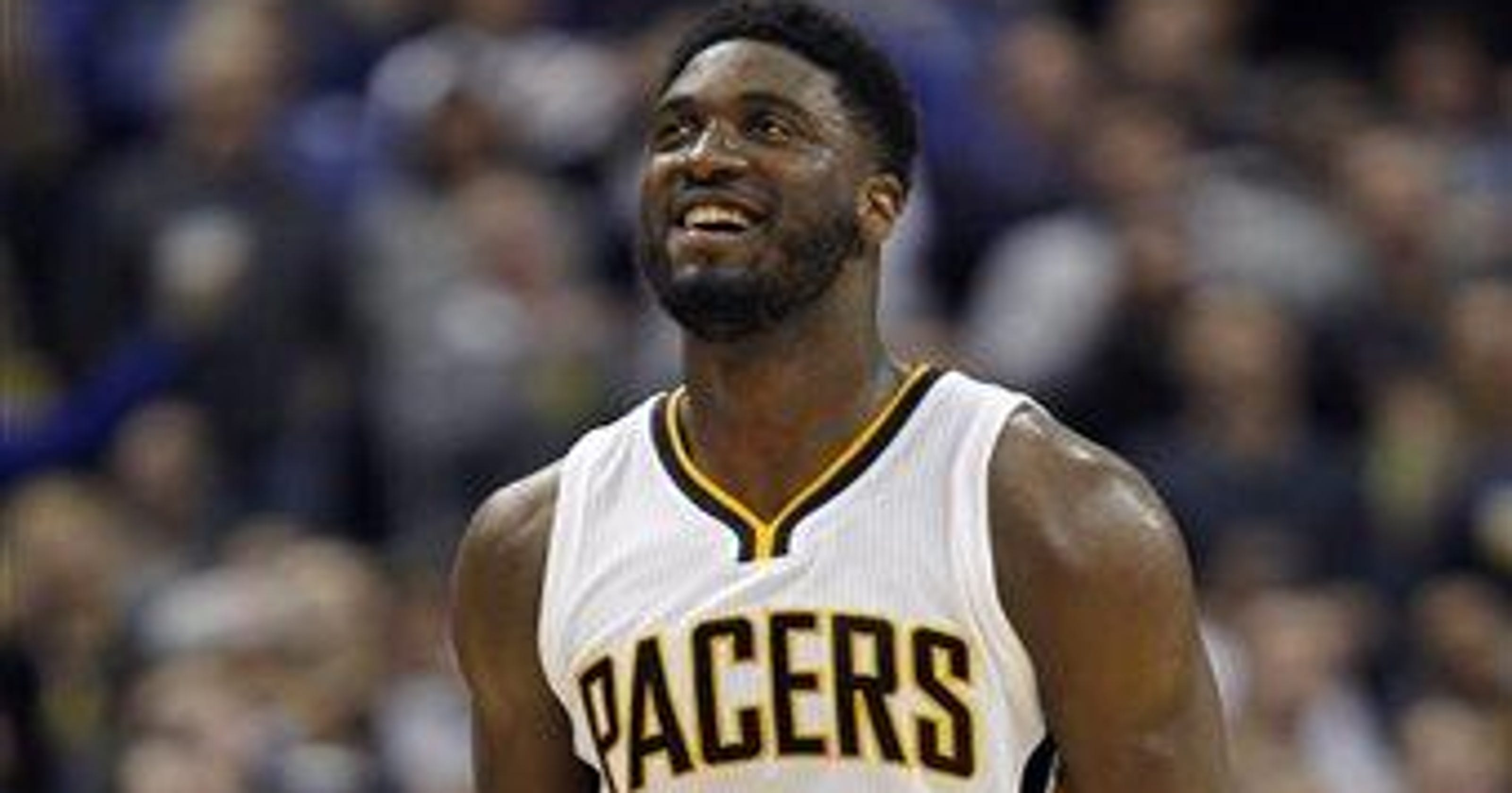 Lakers get C Roy Hibbert from Pacers for 2nd-round pick d77782bc1