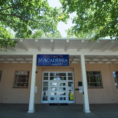 La Academia Dolores Huerta, is now settling into its