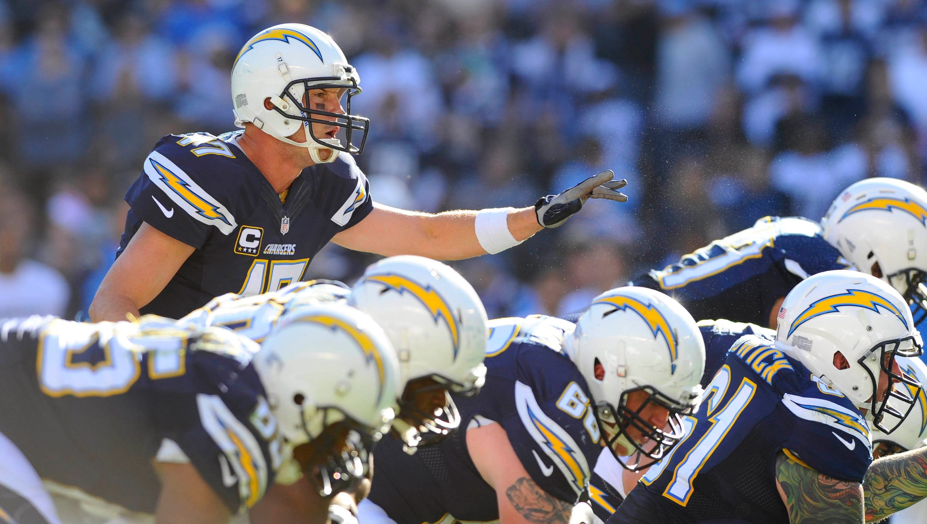 Chargers Report Bolts Look To Build On 2013 Momentum