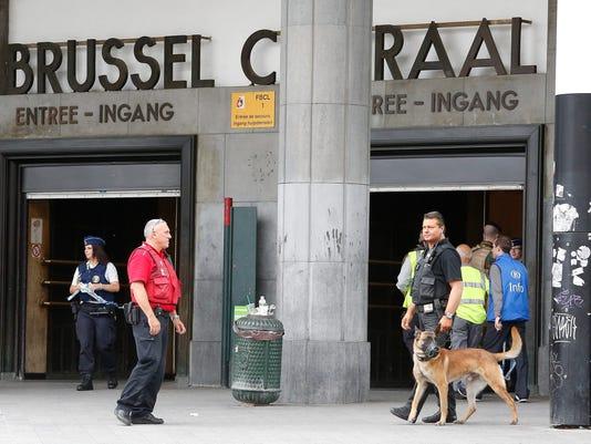 Belgium terrorism