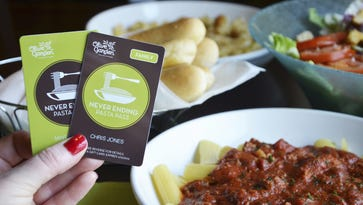 Olive Garden Pasta Passes sell out within one second
