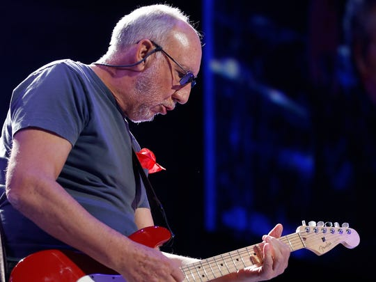 Pete Townsend and The Who fade out -- and then come roaring back again when it suits them.