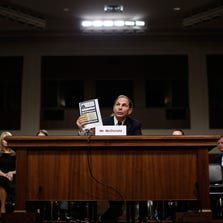 Robert McDonald was confirmed by the Senate on Tuesday to serve as the next Veterans Affairs secretary. Awaiting him is a scathing new report on the agency's patient-scheduling system.