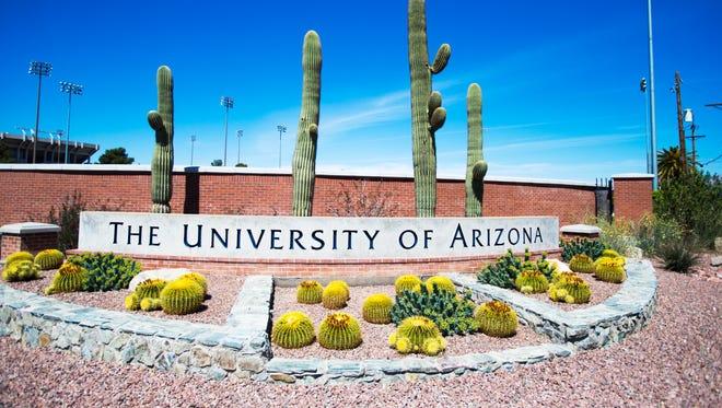 University of Arizona in Tucson.