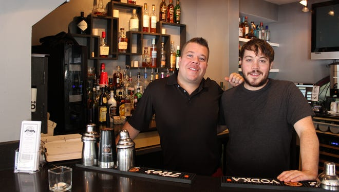 Gate House owners and brothers Wilson and Taylor Gates serve up artisanal bistro dishes in Lewes.