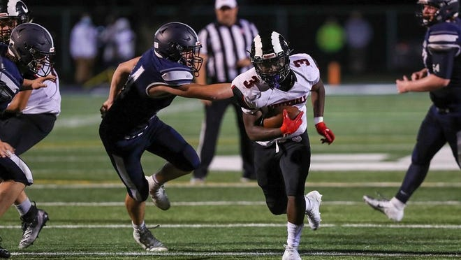 Dorrin Mixon and Whitehall visit Buckeye Valley on Friday, Sept. 18, for an MSL-Ohio Division game.