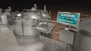 Installation of a new 20-barrel brew house is slated to begin later this month at the new facility for Raised Grain brewery, 1725 Dolphin Drive, Waukesha.