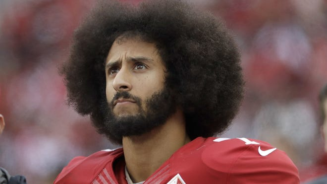 Colin Kaepernick's political statement last season is speculated as the reason why no NFL team has signed him.