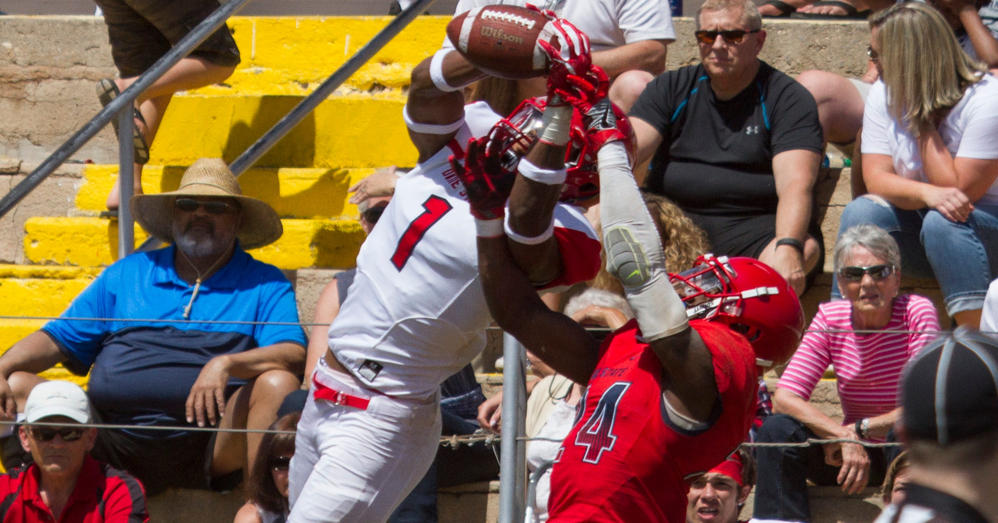 Dixie State football: Trailblazers picked fourth in RMAC ...