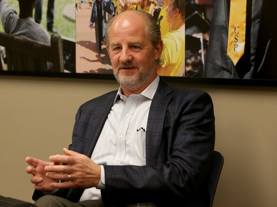 University of Michigan Chief Investment Officer Erik