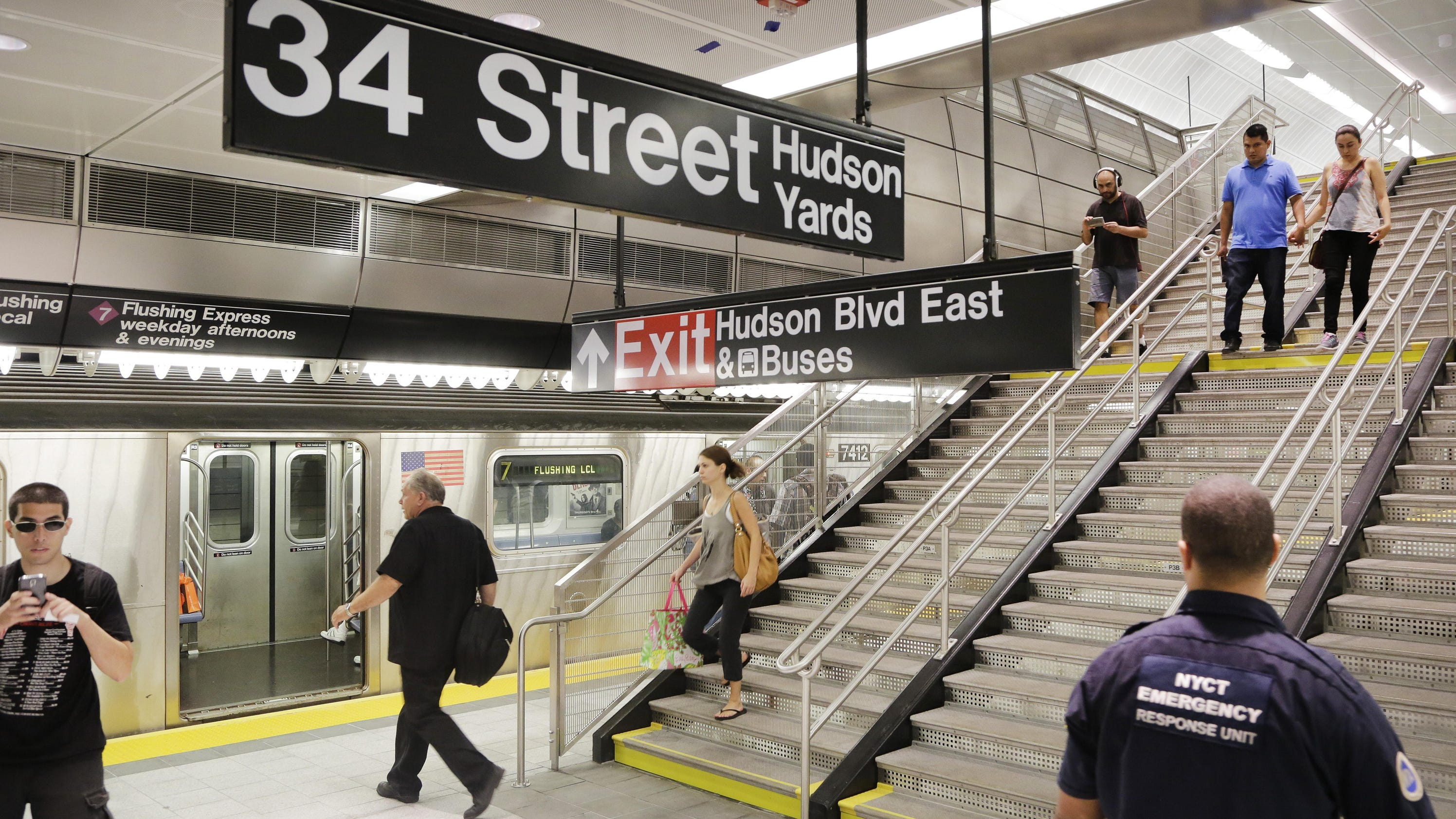 how to get a job in the mta