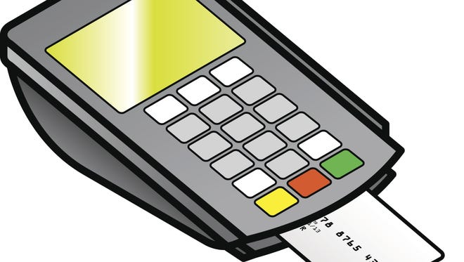 Chipped-card readers will be the industry standard soon.
