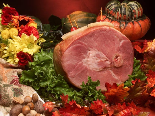 The turkey and ham on your holiday table are great sources of lean protein.
