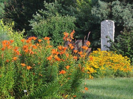 The UT Gardens