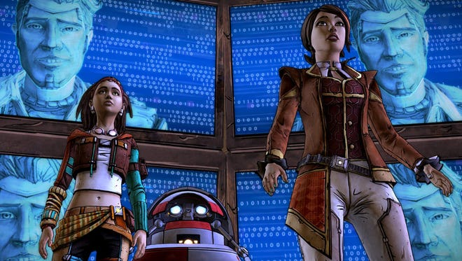 Tales From the Borderlands Episode 5: Vault of the Traveler review.