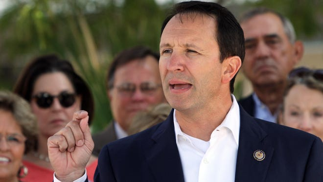 Louisiana Attorney General Jeff Landry, a former congressman, is taking over the leadership of the Louisiana Committee for a Republican Majority, an organization founded by David Vitter.