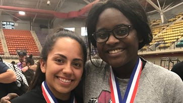 Snyder's Biggers, Avila come up big at girls state powerlifting meet
