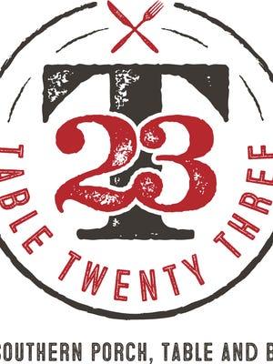 Table 23 logo.