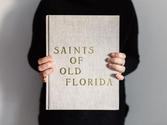 Saints of Old Florida is a book about the Gulf Coast.