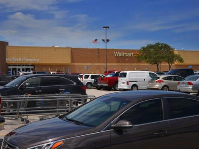 Dead bodies found at Walmart is kind of a trend  Here's why