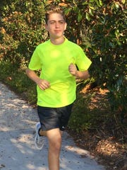 Spencer Ansellem, an eighth-grader at Deerlake Middle, created a run to end bullying and to raise money for local schools.