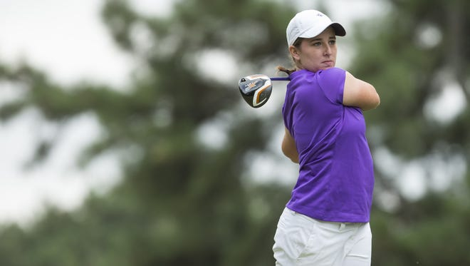 Former Red Bank Catholic standout Taylor Totland remains in contention for an exemption on the 2017 LPGA Tour heading into Sunday's final round of qualifying.