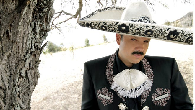 Tickets for popular ranchera singer-songwriter Pepe Aguilar's upcoming concert at El Paso County Coliseum go on sale Friday.