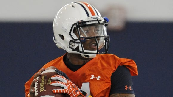 Nick Marshall is among Auburn's 11 seniors named to the Senior Bowl watch list.