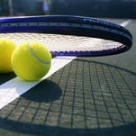 Provided by Getty Images With daily instruction from Butler tennis coaches Tayo Bailey and Parker Ross, kids can improve their game. Tennis balls and tennis racquet