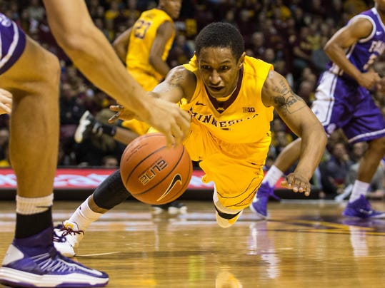 NCAA Basketball: Furman at Minnesota
