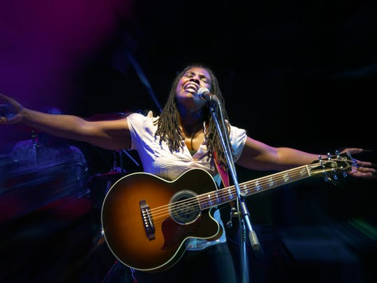 Ruthie Foster plays the Buckman on Saturday night.