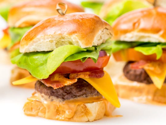 Best baby-burger sliders