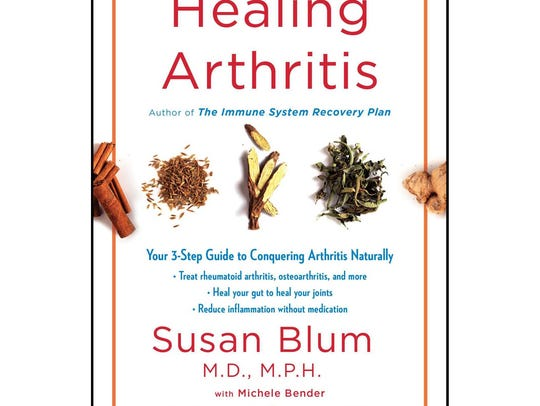 Healing Arthritis is from Rye Brook author Susan Blum